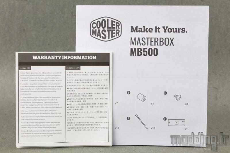 MasterBox MB500 05