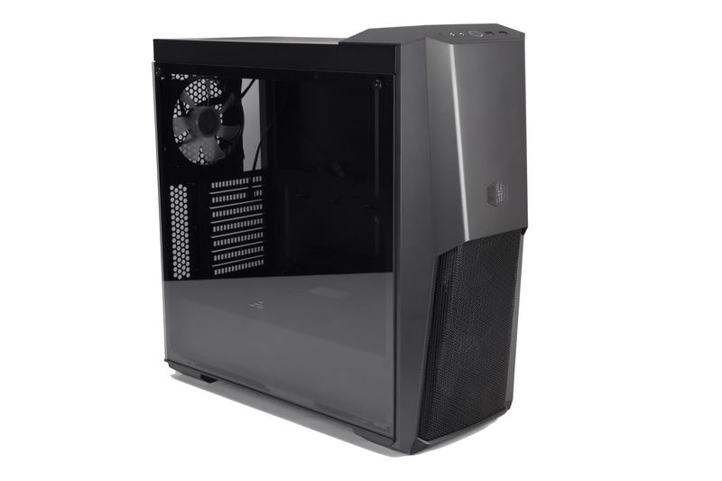 MasterBox MB500 Intro