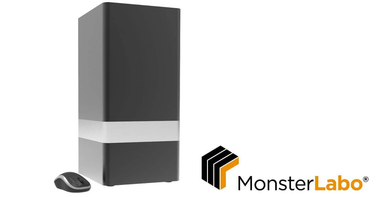 MonsterLabo dévoile son boitier passif