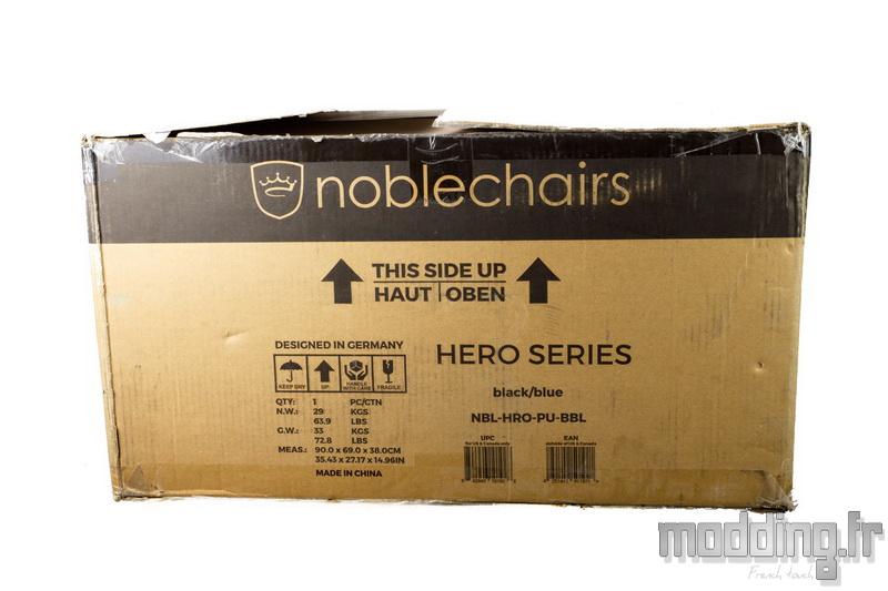Noblechairs Hero 03