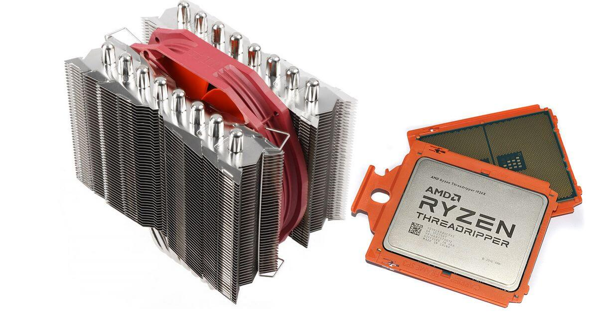 Thermalright lance le Silver Arrow TR4 pour Ryzen Threadripper