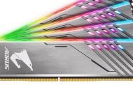 Gigabyte lance son kit de mémoire AORUS RGB