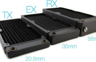 Du radiateur Slim de 20,5 mm d'épaisseur chez XSPC