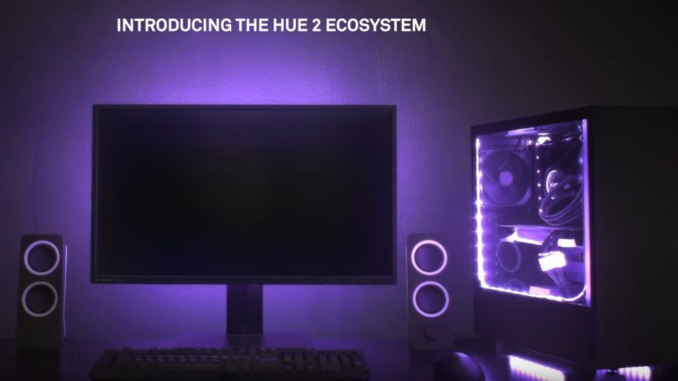NZXT annonce sa gamme HUE2
