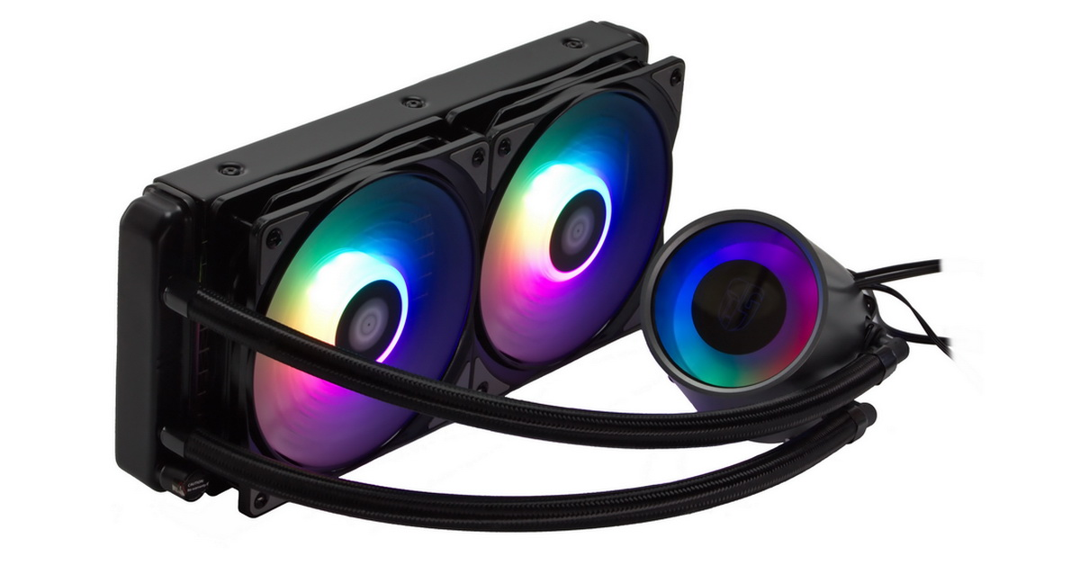 [TEST] AIO DeepCool Castle 240 RGB