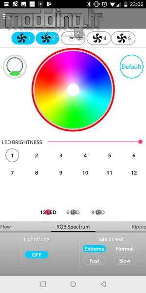 Floe Riing RGB Log 41
