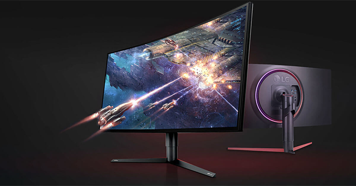 LG annonce un moniteur gaming 4K avec G-Sync ou FreeSync2
