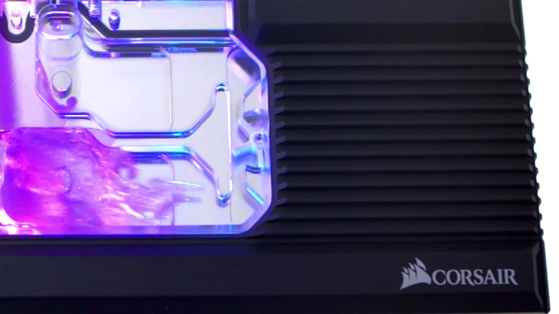 Corsair tease un waterblock custom pour les Nvidia 2xxx