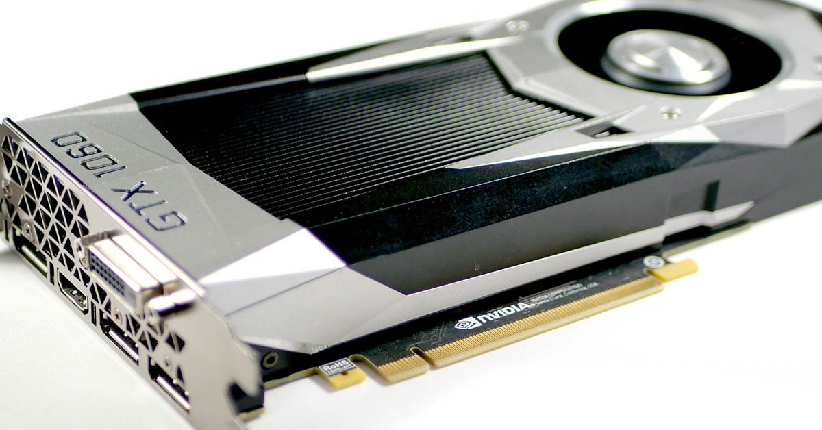 Nvidia dispose encore d'un gros stock de 1060...