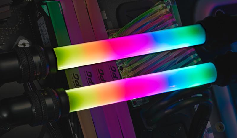Cooler Master dévoile un éclairage aRGB pour votre tubbing