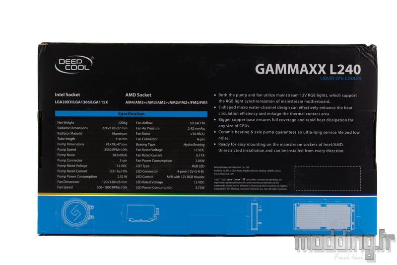 Gammaxx L240 02