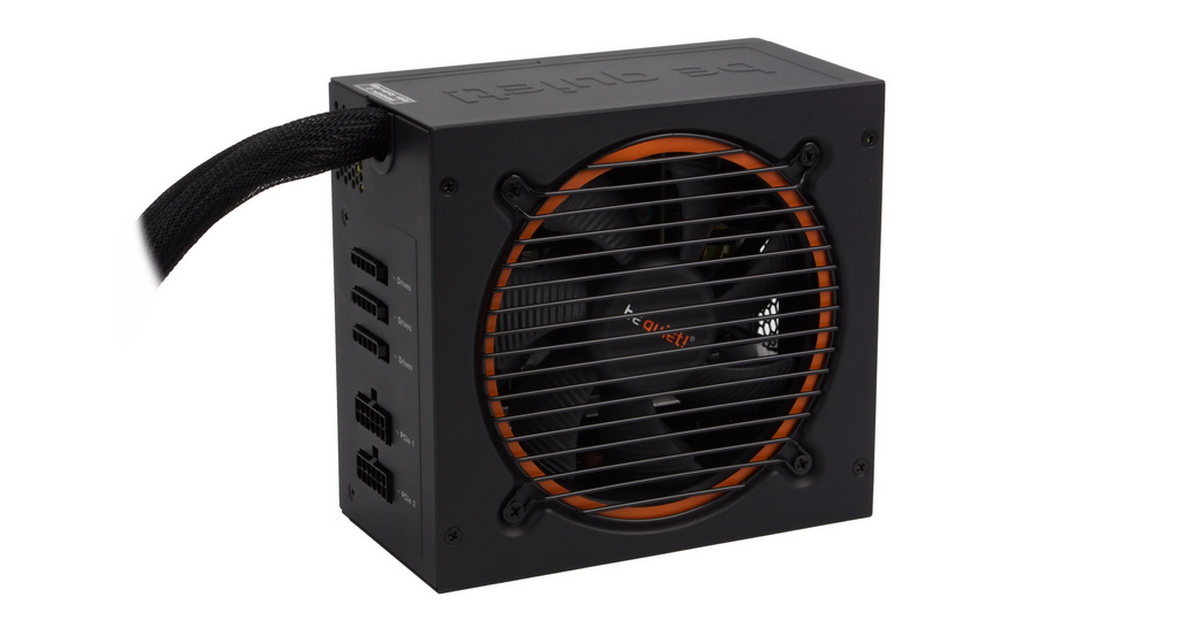 [TEST] Alimentation Bequiet! Pure Power 11 CM 400W