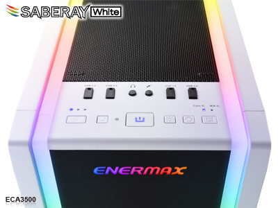 SABERAY White enermax (5)