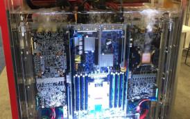 Du gros cooling pour refroidir une config avec 16 GeForce RTX 2080