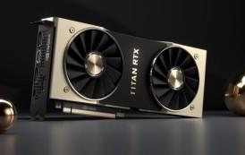 Nvidia TITAN RTX : 2699 euros mais seulement pour les pro