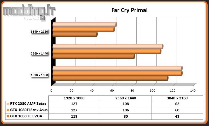 RTX 2080 AMP Far Cry Primal