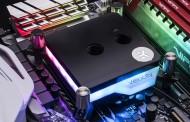 EKWB lance des blocs Velocity D-RGB avec un éclairage RVB adressable