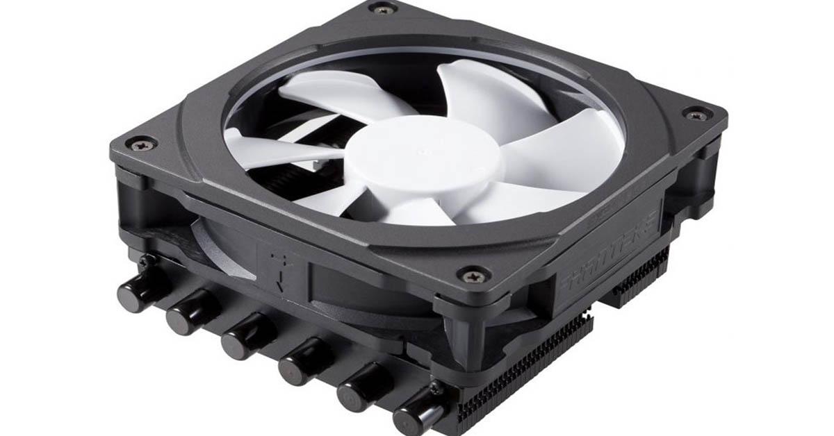 Phanteks annonce un nouveau ventirad