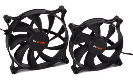 [TEST] Ventilateur BeQuiet! Shadow Wings 2