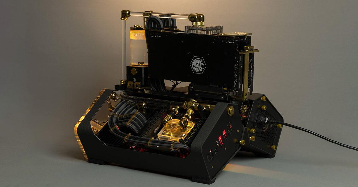Une couronne pour le Deepcool Tristellar...