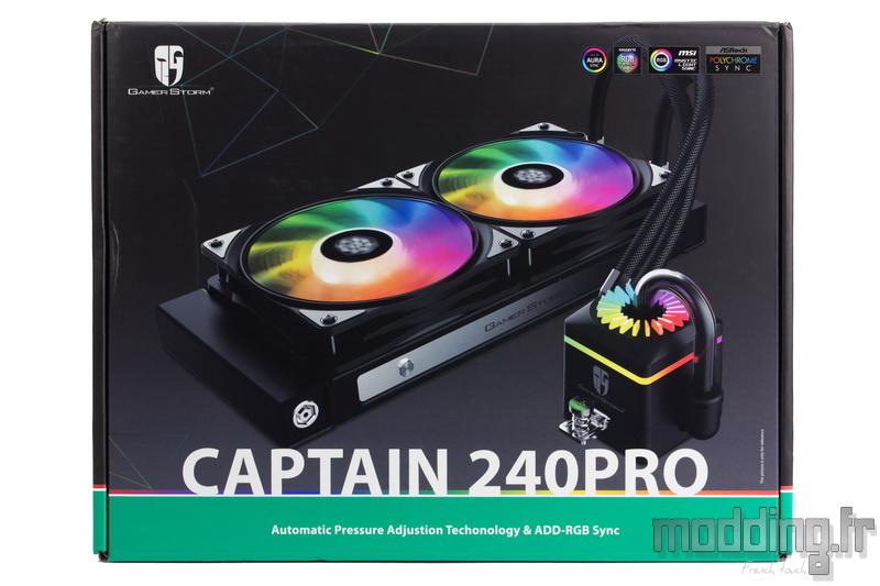 Captain 240PRO 01