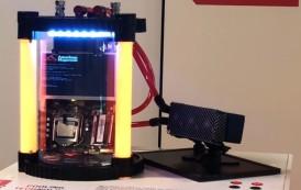 Un petit PC avec refroidissement par immersion...