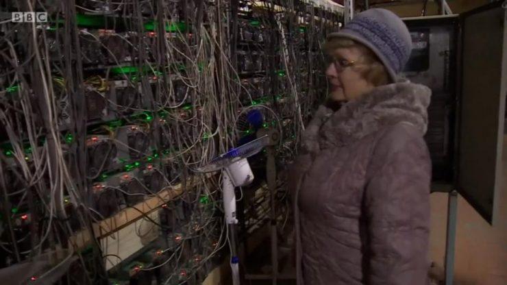 Le Bitcoin n'est pas mort: deux grands-mères russes s'en servent de...chauffage