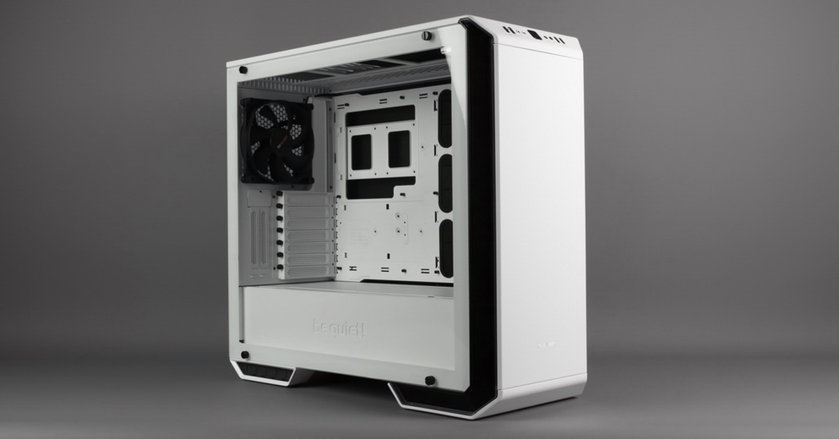 [TEST] Dark Base 700 White Edition de Bequiet!