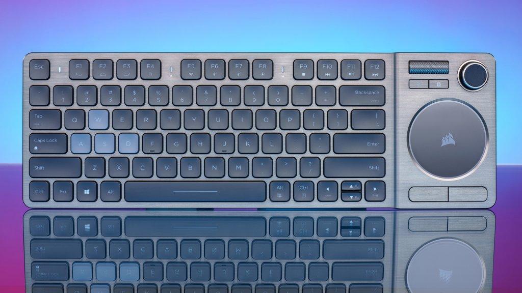 Un combo clavier souris Wireless chez Corsair