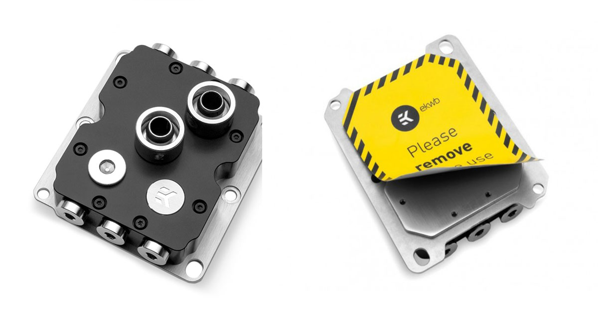 EK Water Blocks lance les blocs de processeurs EK-Annihilator série Pro