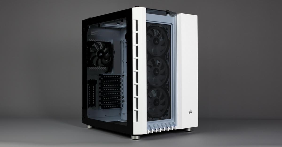 [TEST] Boitier Corsair Crystal 680X