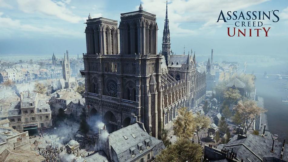 Ubisoft offre gratuitement Assassin's Creed Unity