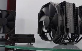 Noctua prépare des ventilateurs noirs