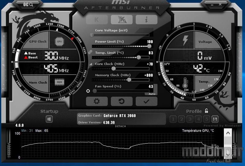 RTX 2060 AMP Test 04 OC