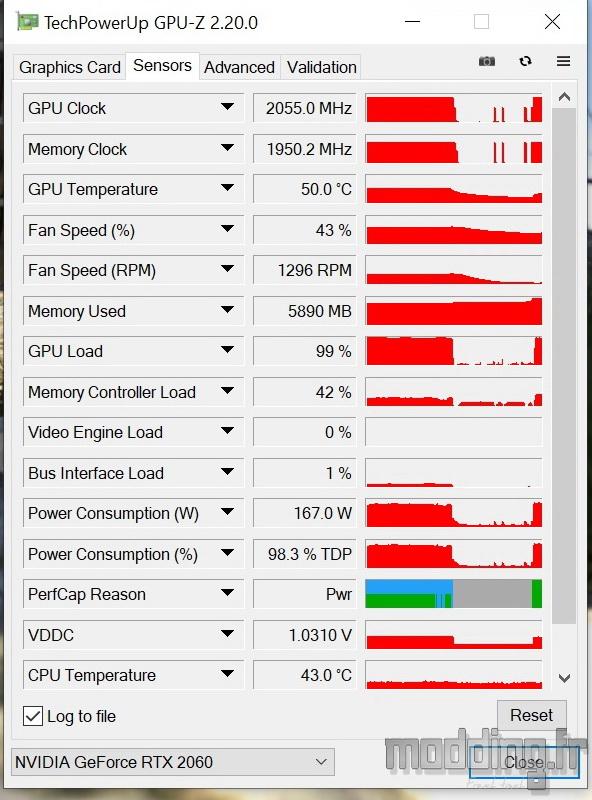 RTX 2060 AMP Test 06 OC