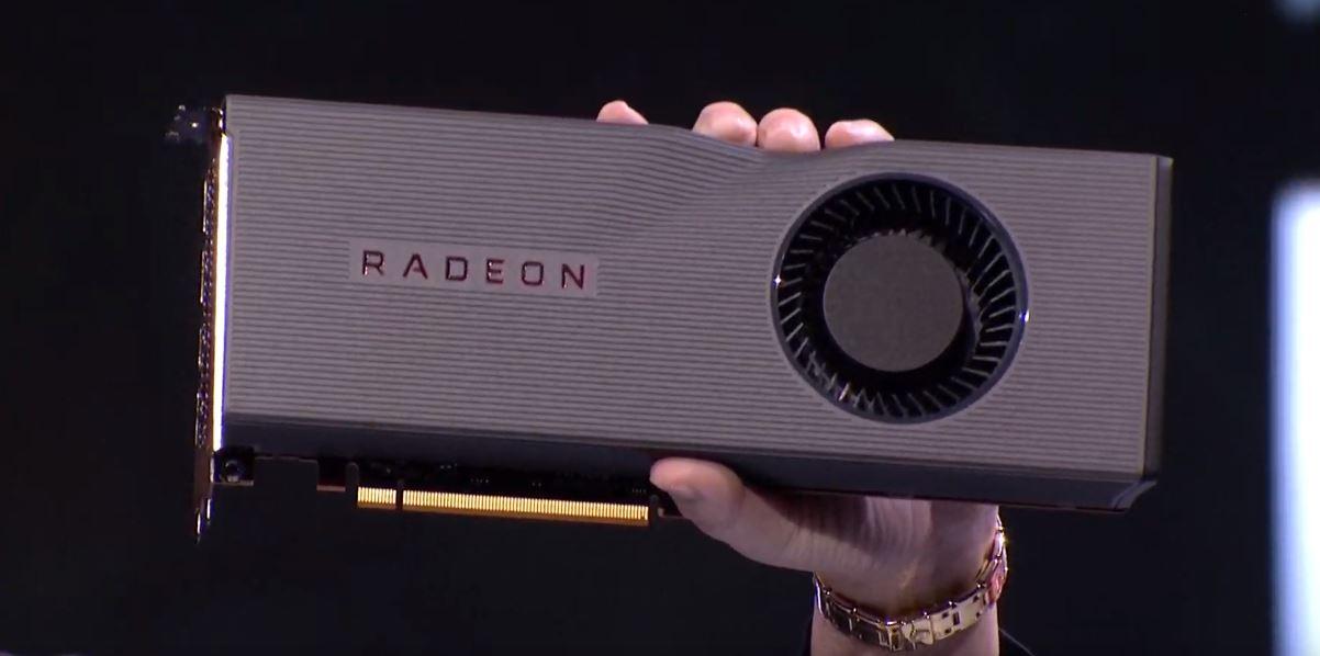 Un GPU AMD Radeon inconnu dépasse une 2080 TI sur OpenVR