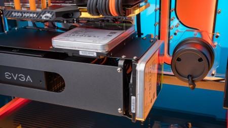 Custom Acrylic PC Gaming Build by Newegg, Intel,  Singularity Computer & PCJunkieMods