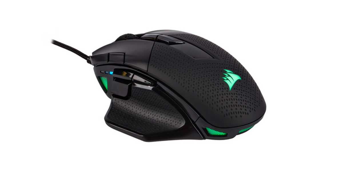 [TEST] Souris Corsair NightSword RGB