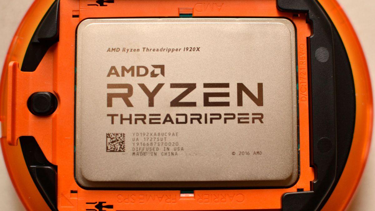 AMD prépare un Ryzen Threadripper 64 cœurs | modding fr
