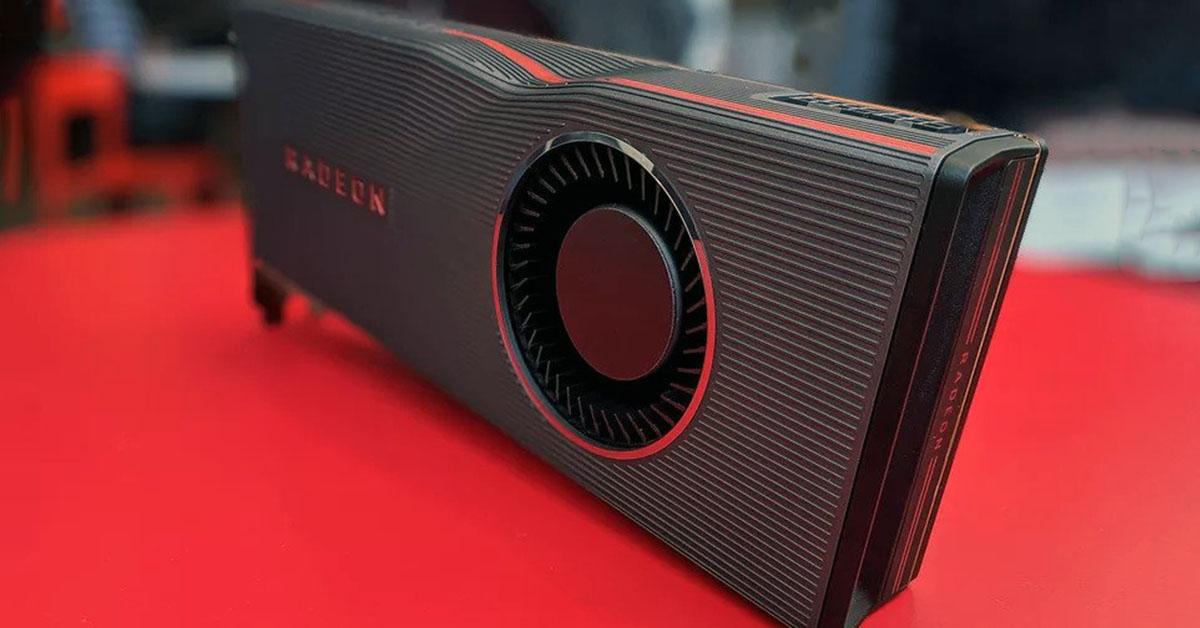 AMD Navi RX 5700 et RX 5700 XT dispo le 7 juillet