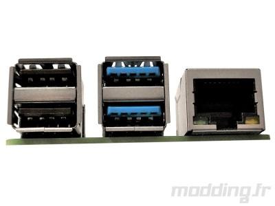 Raspberry pi 4 board USB (Copier)