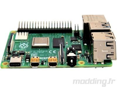Raspberry pi 4 board hdmi (Copier)