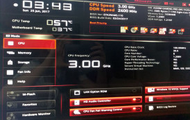 La taille du BIOS rend la rétrocompatibilité difficile avec le Ryzen 3000