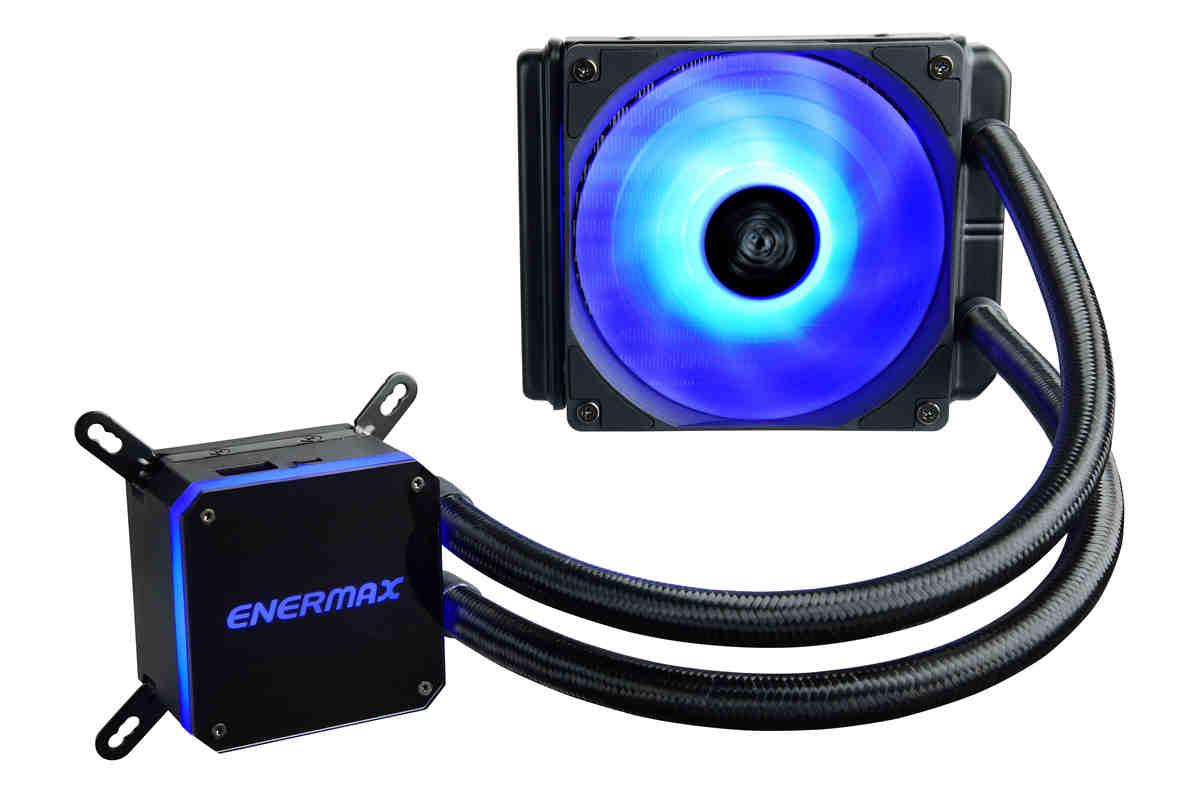 Enermax annonce son LIQMAX III en version RGB
