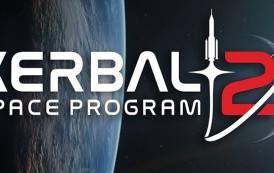 Kerbal Space Program 2 première vidéo de gameplay