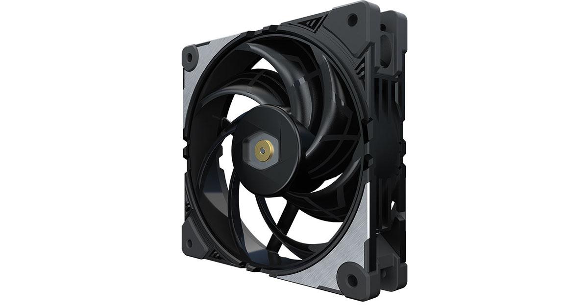 Cooler Master MasterFan SF120M: Un ventilateur haut de gamme pour radiateurs