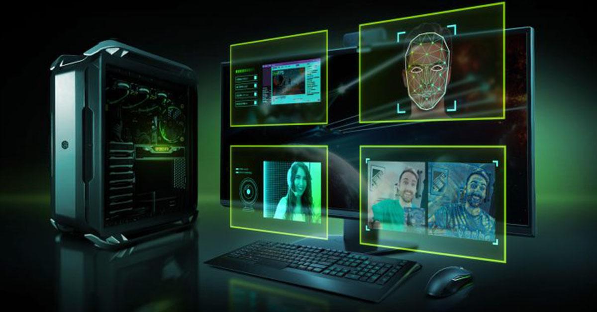 Nvidia présente le RTX Broadcast Engine, l'IA au service des streamers