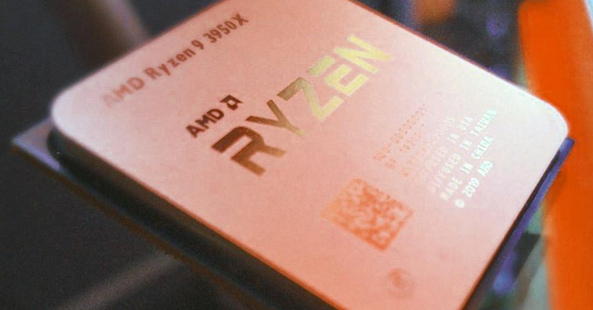 AMD sort un correctif pour les RYZEN 3000