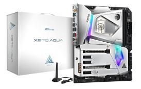 ASRock présente la X570 AQUA