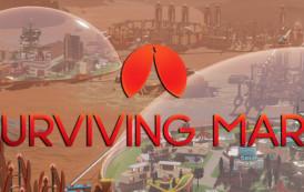 Surviving Mars est actuellement disponible gratuitement sur PC